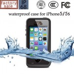 Redpepper Waterproof Protective Case IP68 for iPhone 5,5S