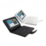 Removable Keyboard Leather Case for Samsung Galaxy Tab 7.0 P3100, P6200