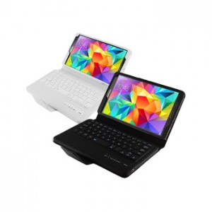 Removable Keyboard Leather Case for Samsung Galaxy Tab S 8.4