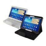 Removable Keyboard Leather Case for Samsung Galaxy Tab3 10.1 P5200