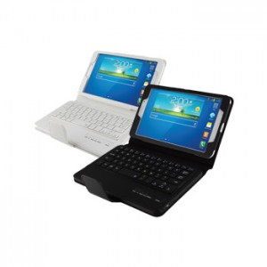 Removable Keyboard Leather Case for Samsung Galaxy Tab3 8.0 T3110