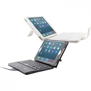 Removable Keyboard Leather Case for iPad Mini 1, 2, 3