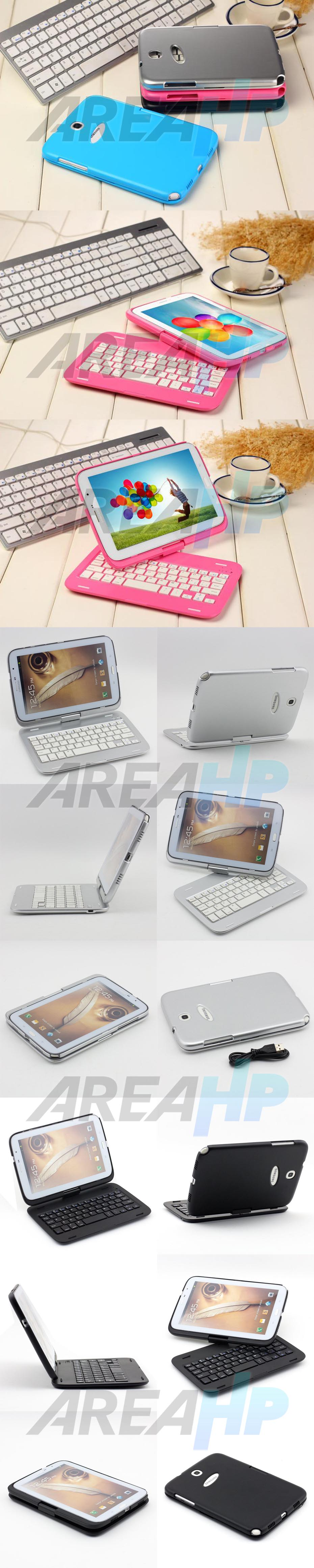 Ultra Slim Keyboard Case for Samsung Galaxy Note 8.0 N5100 Overview
