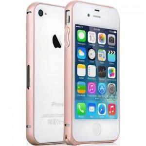 Bumper Ultrathin Round iPhone 4 4S