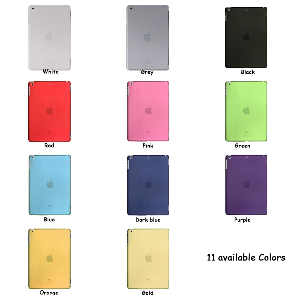 Crystal Case for iPad Mini 4 Overview