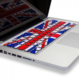 Keyboard Protector Country Flag Macbook