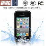 Redpepper Waterproof Protective Case IP68 for iPhone 4,4S