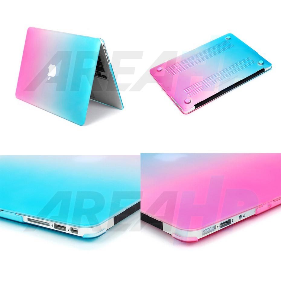 Rainbow Case for Macbook Overview