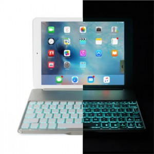 Ultra Slim Keyboard Case Backlight for iPad Pro 9.7