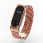 Xiaomi Band 2 Strap Steel Milanese Loop Gold