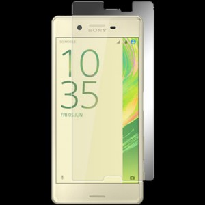 Explosion Proof Tempered Glass Film Sony X