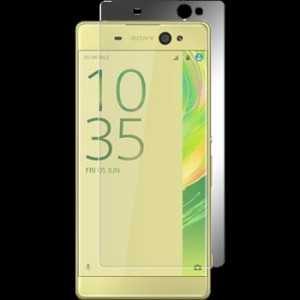 Explosion Proof Tempered Glass Film Sony XA Ultra
