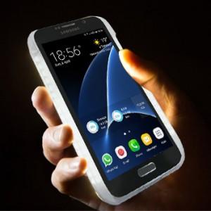 Lumee Selfie LED Light Case for Samsung Galaxy S7 Edge
