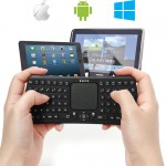Seenda Universal Mini Bluetooth Touchpad Keyboard for All Phone IOS, Android, Windows IBK-26