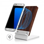 Seenda Wireless Charging Wood Stand ICH-28