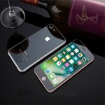 Tempered Glass iPhone 7 Front,Back 3D Mirror