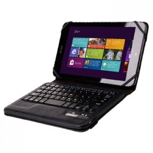 Seenda Universal Keyboard Bluetooth Case for Tablet 11-12 Inch