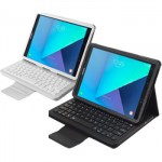 Removable Keyboard Leather Case for Samsung Galaxy Tab S 3 9.7