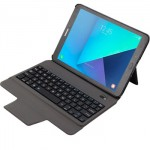 Slim Keyboard Leather Case for Samsung Galaxy Tab S 3 9.7