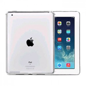 Metalic TPU Soft Case iPad 2, 3, 4