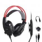 Dobe Gaming Headphone Wired with Mic TP4-836 for all Gadget