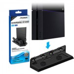 Dobe Multi Charging Stand with Cooling Fan TP4-891 for PS 4, Slim