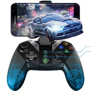 Gamesir Gamepad G4 Bluetooth with Backlight & Vibrate