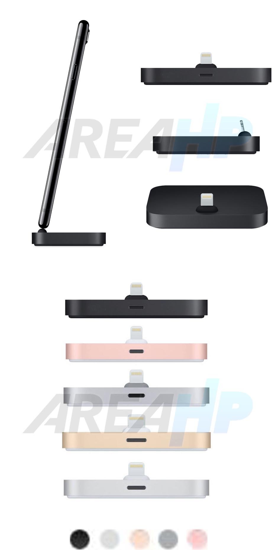 iPhone Lightning Dock Charger Overview