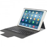 Slim Keyboard Leather Case for iPad 2, 3, 4