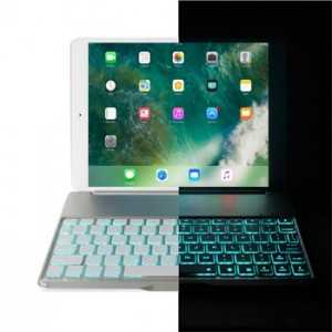 Ultra Slim Keyboard Case Backlight for iPad Pro 10.5