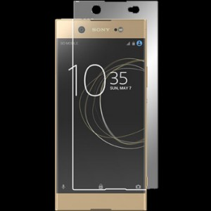 Explosion Proof Tempered Glass Film Sony XA 1 Ultra
