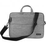 Okade Handbag Shoulder Strap Waterproof Bag Case for Macbook Laptop