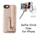 Tashells Built In Selfie Stick Case iPhone 6, 6S