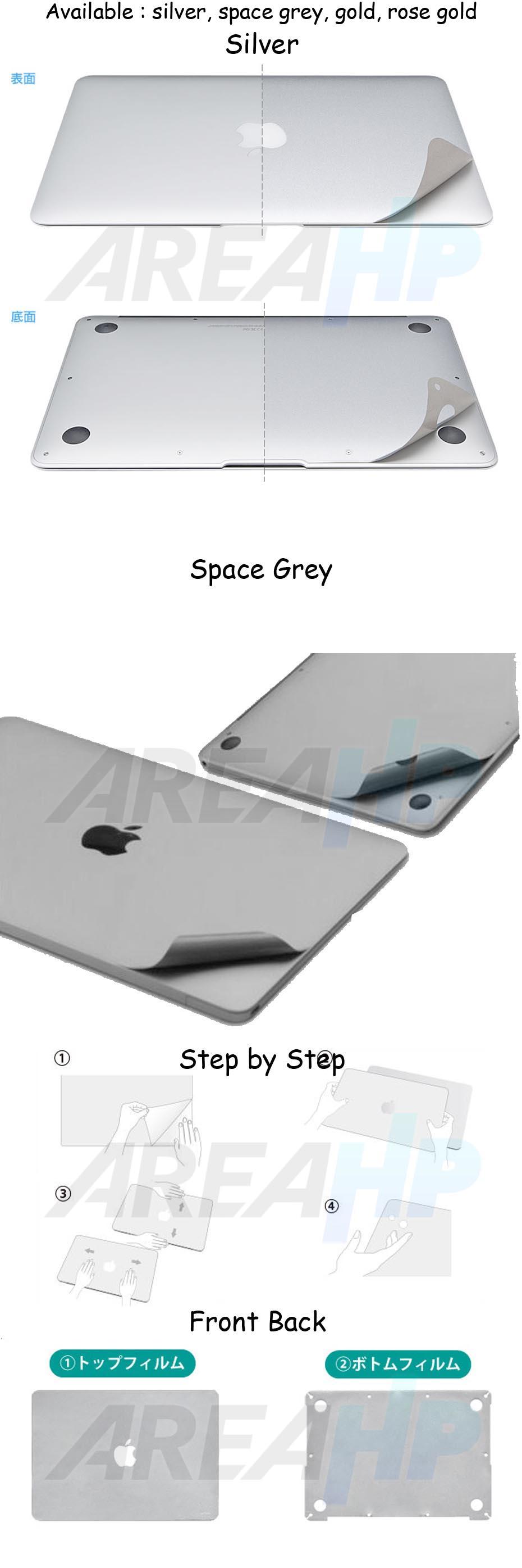 Mac Guard Macbook Pro Touchbar Overview