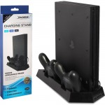 Dobe Multi Charging Stand with Cooling Fan TP4-023B for PS 4, Pro, Slim