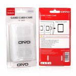 Oivo Game Card Case 24 Game Card IV-SW029 for Nintendo Switch