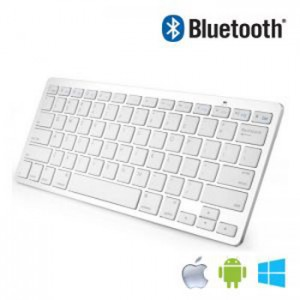 Universal Keyboard Bluetooth X5 for Android, IOS, Windows
