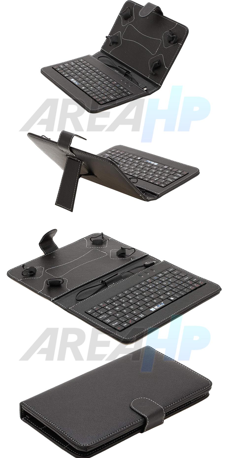 Universal Keyboard Case for Tablet Overview