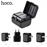 Hoco AC1 Universal Travel Socker Fast Charger USB 3A