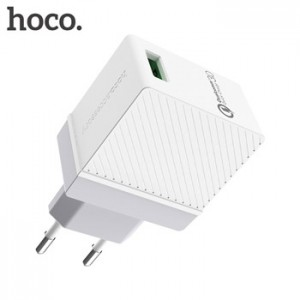 Hoco C23 Haoke QC3.0 Fast Charger USB 3A