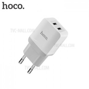 Hoco C33A Little Superior Fast Charger Dual USB Port 3A