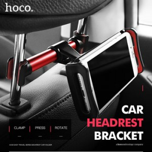 Hoco CA30 Easy Travel Backrest Car Holder for Smartphone