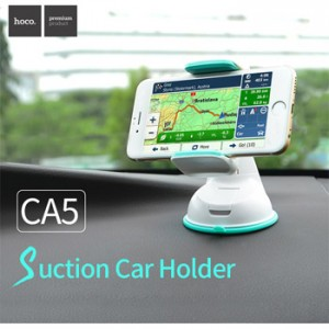 Hoco CA5 Suction Car Holder for Smartphone