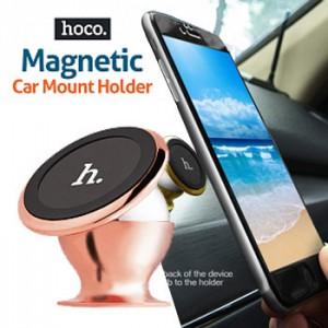 Hoco CA6 Full Metal Magnetic Car Holder for Smartphone