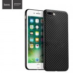 Hoco Carbon Delicate Shadow Ultra Thin Case Cover iPhone 7 8 Plus +