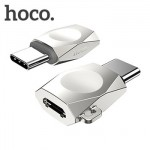 Hoco UA8 Micro to Type C USB Adapter Converter