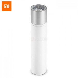 Xiaomi Portable Torch LED Flashlight and Powerbank 3350 mAh Original
