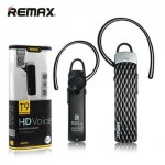 Remax Earphone Bluetooth Headset Handsfree RB-T9
