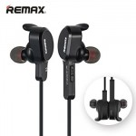 Remax Earphone Bluetooth Sport with Mic Volume Control RB-S5