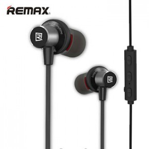 Remax Earphone Bluetooth Sport with Mic Volume Control RB-S7